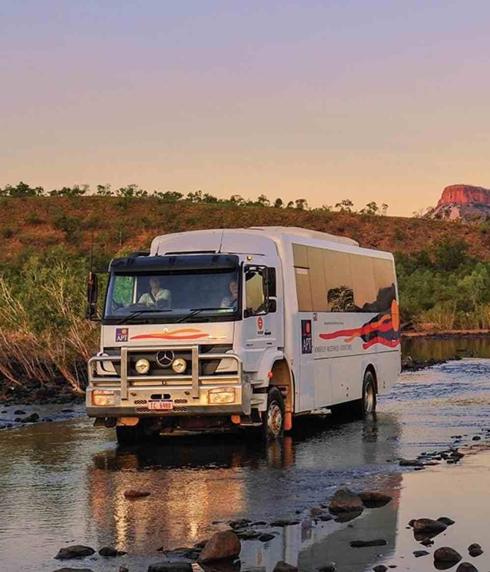 APT 4WD tour Kimberley