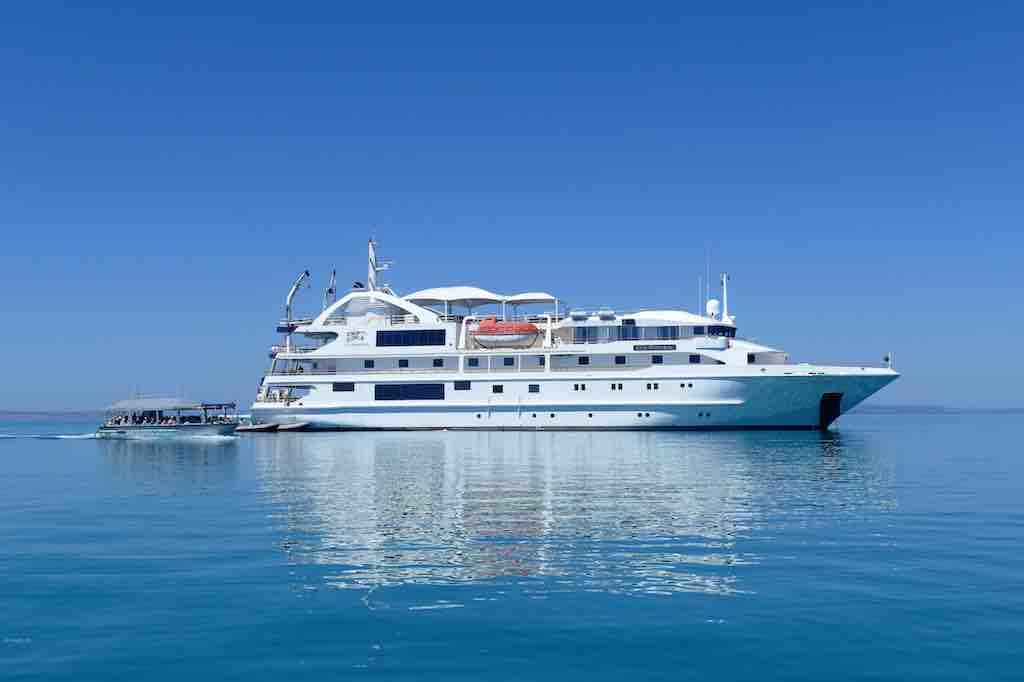 Kimberley Cruise aboard Coral Discoverer
