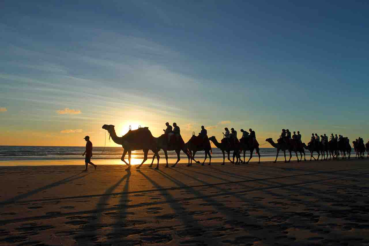 Cable Beach Tourism Australia