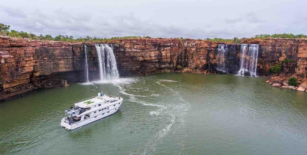 Glycosmis Falls Kimberley