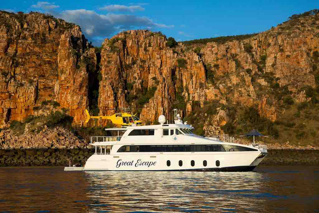 Great Escape Kimberley Rivers