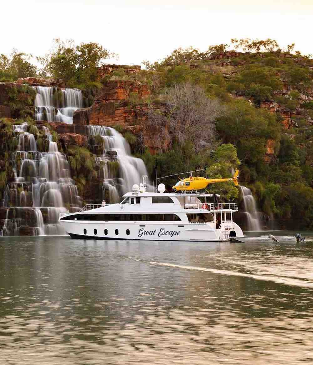 Great Escape at King Cascades Kimberley