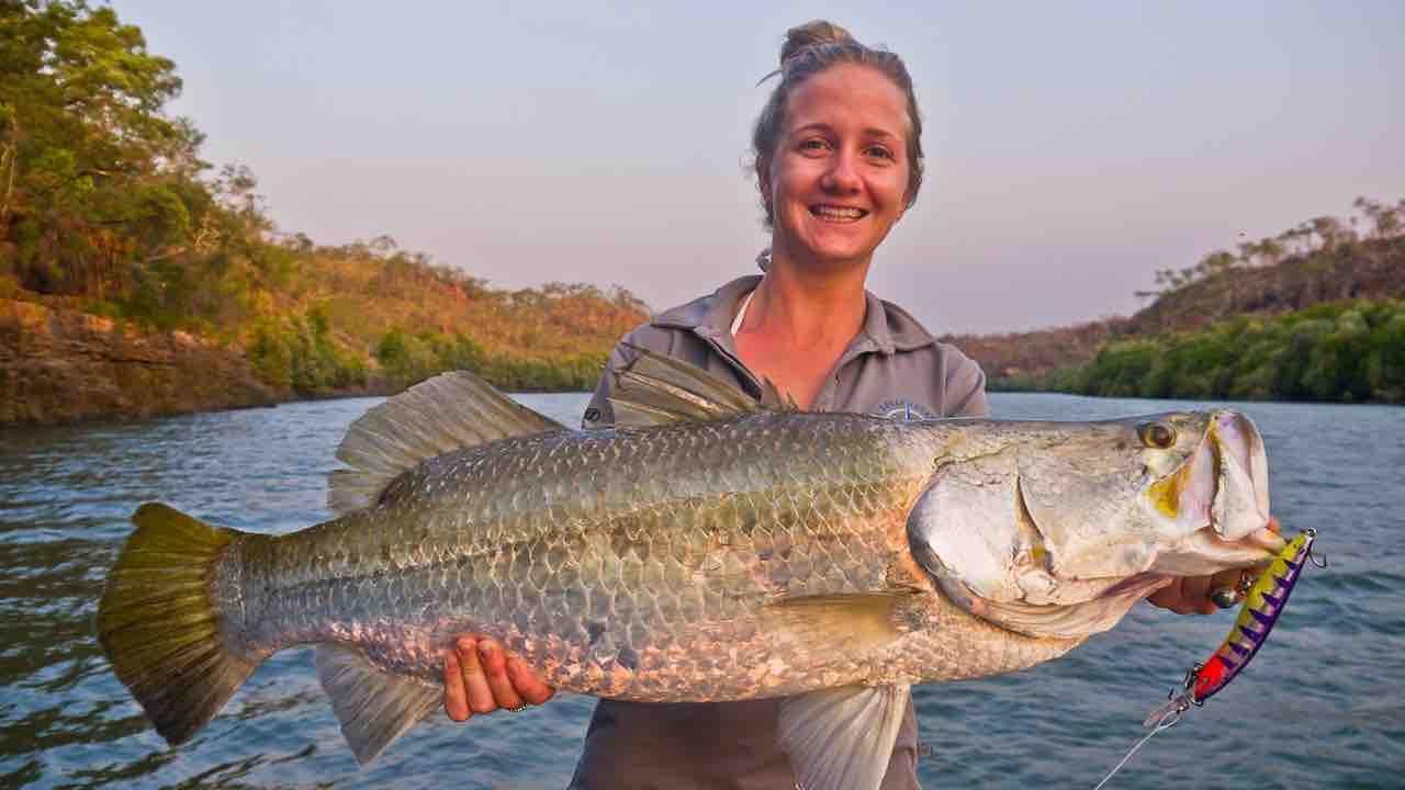 Great Escape Barramundi Fishing
