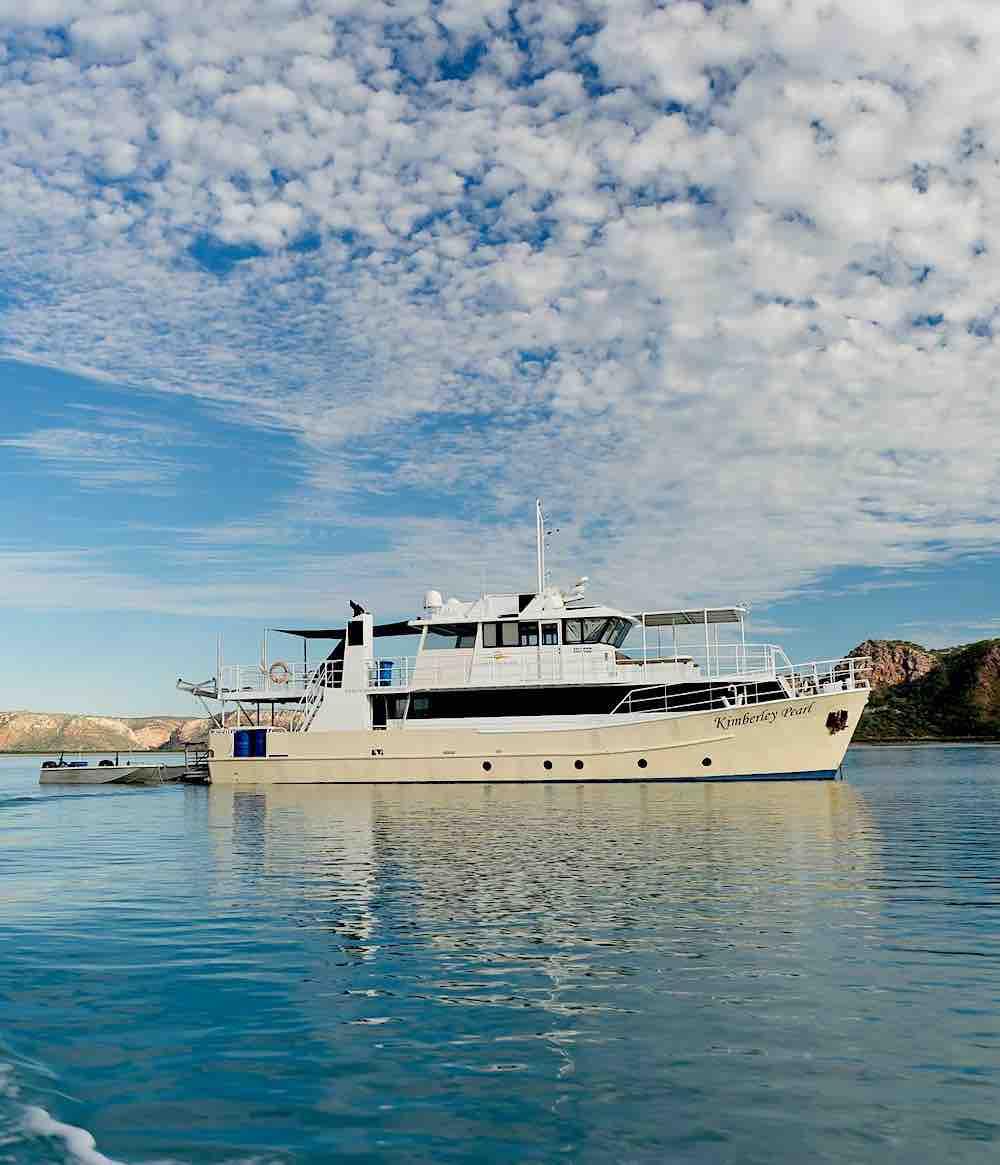 Kimberley Pearl Kimberley Cruises