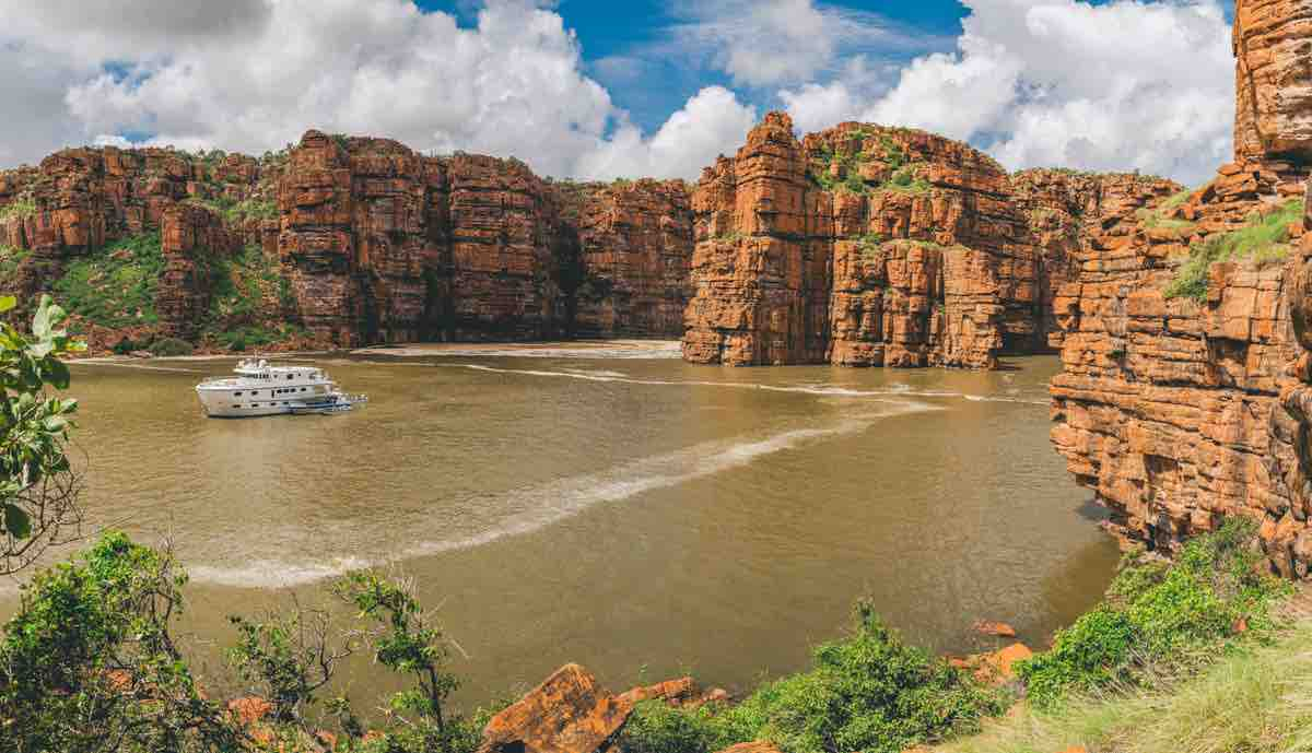 Kimberley Quest KGF cruise