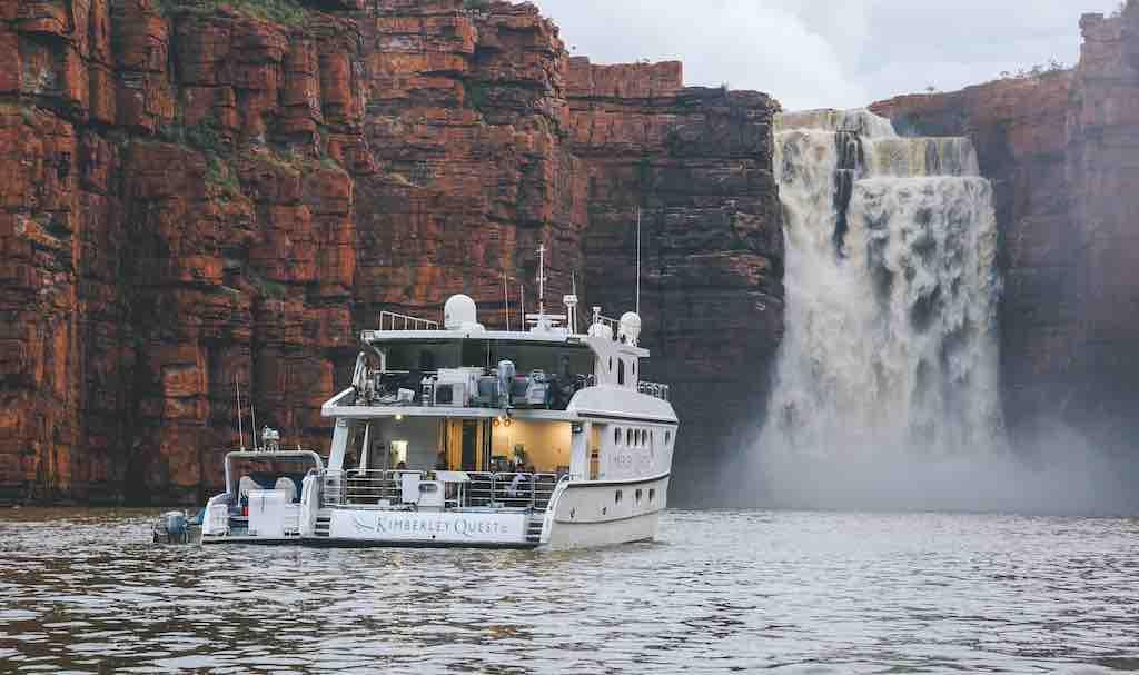Kimberley Quest Waterfall Season