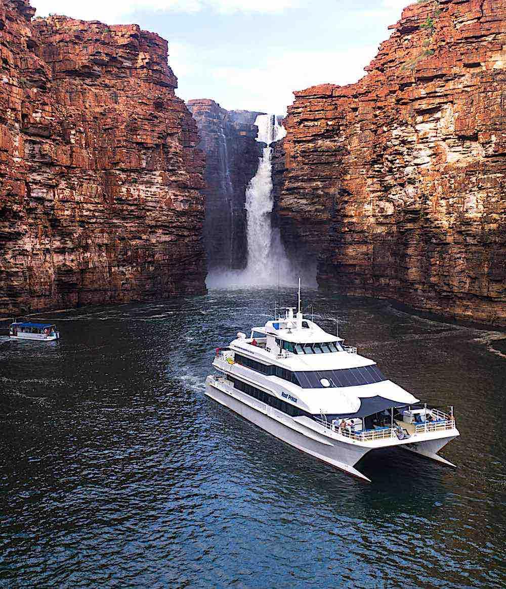 Reef Prince Kimberley Cruises
