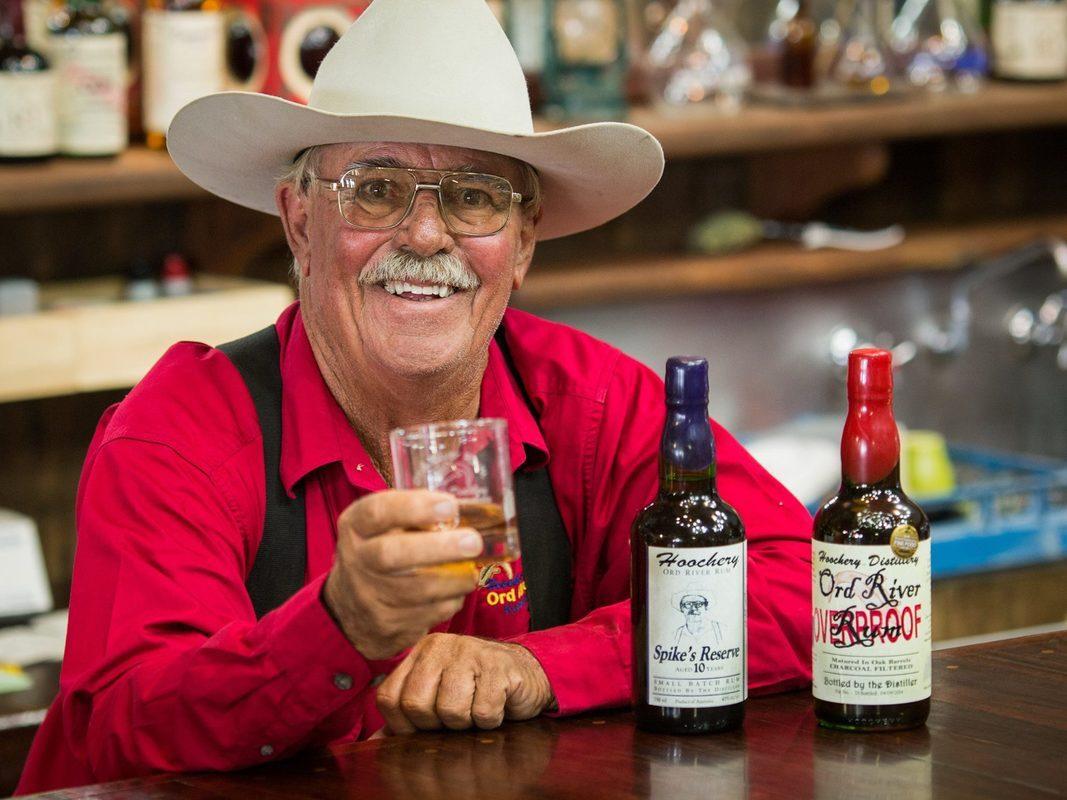 Kununurra rum hoochery