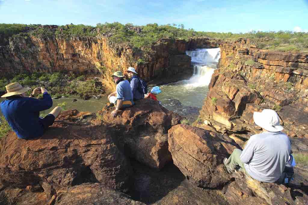 Mitchell Falls Kimberley Cruise