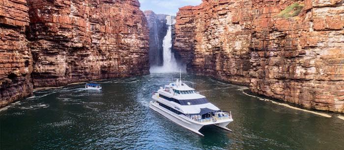 Reef Prince at King George Falls Kimberley