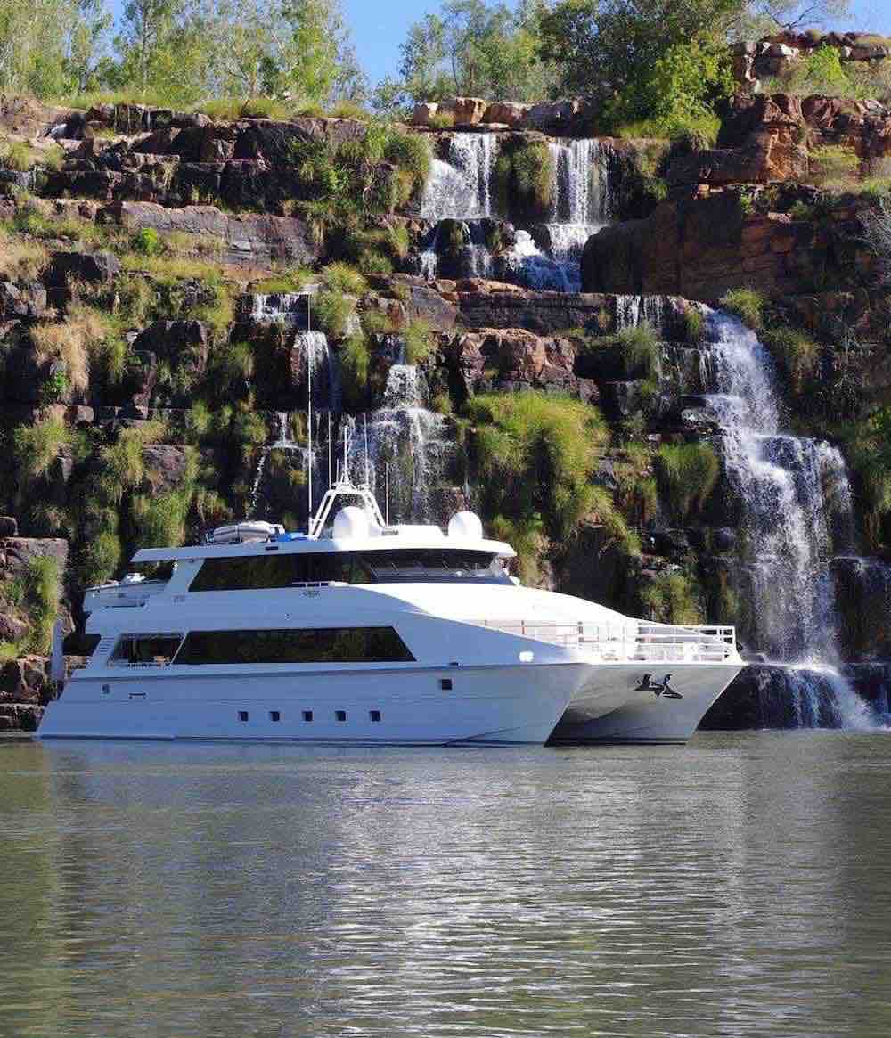 Ocean Dream at King Cascades Kimberley