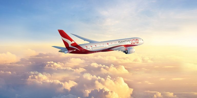 Qantas flights Broome